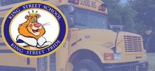 King Street Logo with School Bus